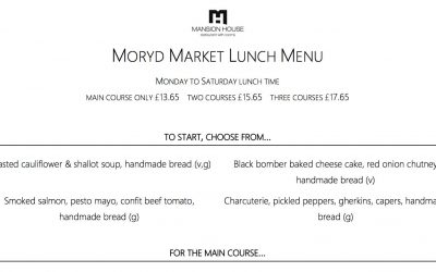 Sample Market Menu